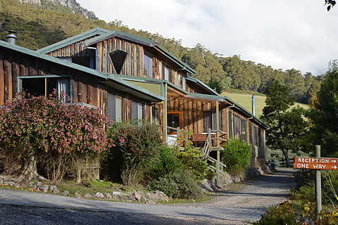 Accommodation near Cradle Mountain