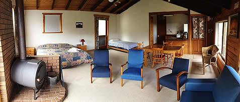 Disabled Accommodation near Cradle Mountain