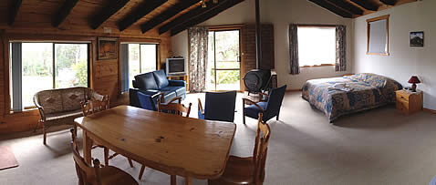 Accommodation for the disabled near Cradle Mountain
